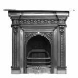 Melrose Combination Fireplace